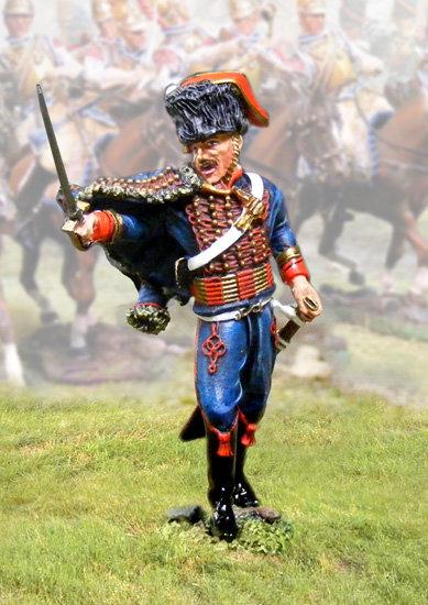 CS00766 - French Horse Guard Artillery Commander