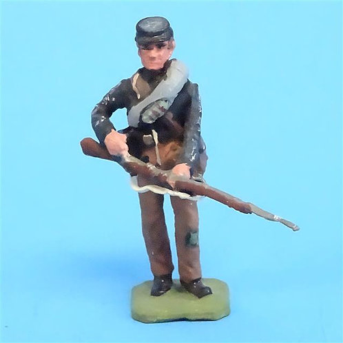 CORD-0853 Confederate Soldier - ACW - Unknown Manufacturer - 54mm Metal - No Box