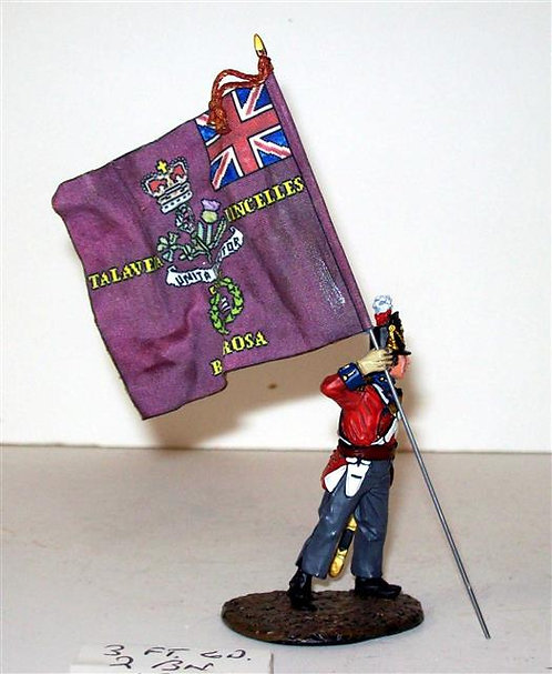 FD-404A - 3rd Foot Guard King's Colours