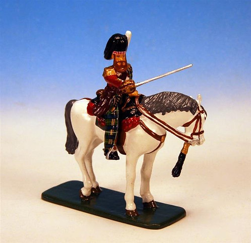 CWP.4 - Sir Colin Campbell, Mounted, 93rd Highlanders