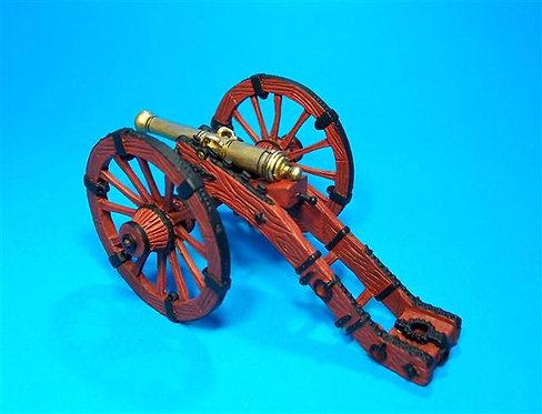 QFGUN-02 - Swedish 4lb Cannon