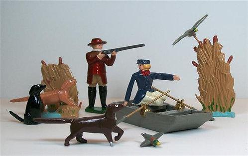 CIV011 - The Duck Hunt - 11 pieces