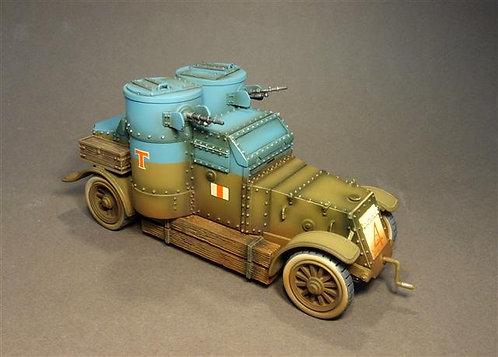 GWB-12 - Austin Armoured Car Mark III  17th (Armoured Car) Battalion Tank Corps