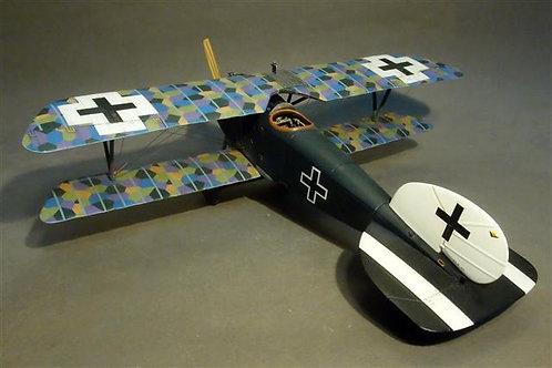 ACE-31 - Albatross DIII  Fliegeravbteilung 5  Jasta 1918  Ltn. Franz Ray