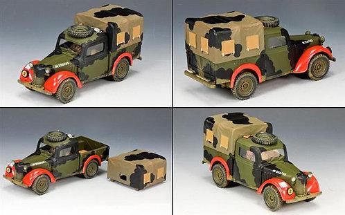 FOB069 - Austin Utility Light Truck (Bomb Disposal)