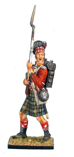 NAP0262 - 92nd Gordon Highlander Corporal