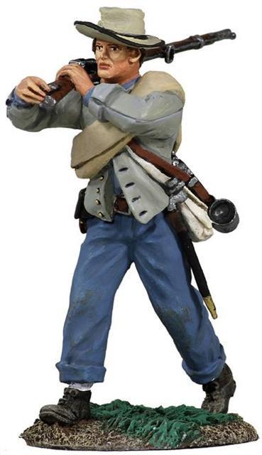 31175 - Confederate Infantry Advancing No.1