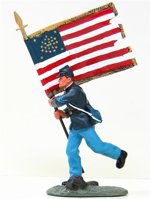 GSC017 - 20th Maine Volunteer Infantry Color Sergeant