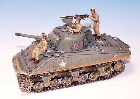 WUSTR.1 - 3 Crew to Fit on Sherman Tank