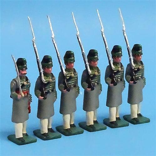 COWF-0099 - 1st South Carolina Volunteer Infantry Regiment  Co. A, Edisto Rifles