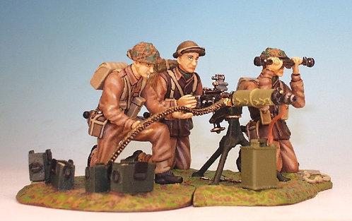 WBIS1 - 303 Vickers Machine Gun, with Three Man Crew