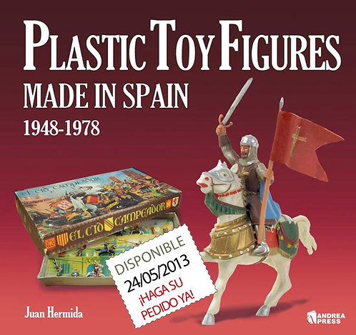 AP-047I - Plastic Toy Figures Made in Spain, 1948-1978