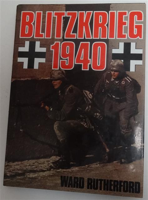 BK013 - Blitzkrieg 1940 by Ward Rutherford