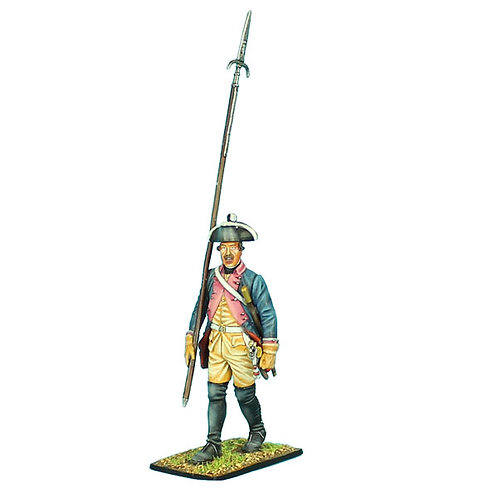 SYW005 - Prussian 7th Line Infantry Regiment NCO