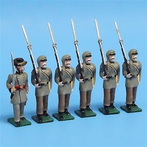 COWF-0077 - 8th Alabama Volunteer Infantry Regiment  Marion's Rangers