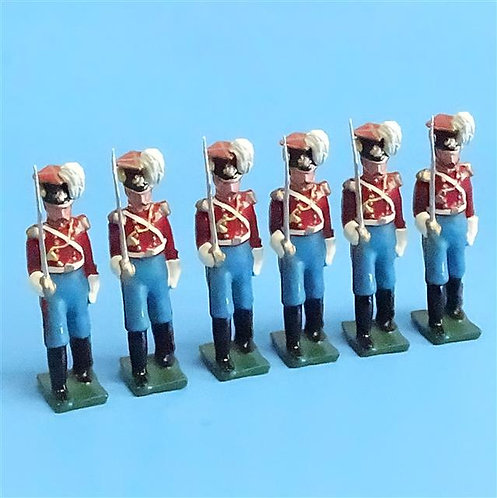COWF-0013 1st Battalion, Mass Volunteer Militia Cavalry Boston National Lancers