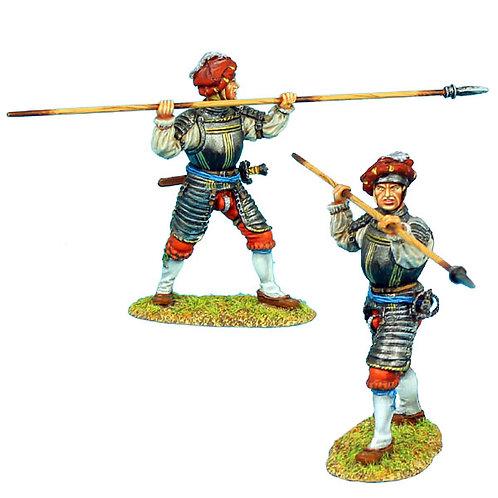 REN005 - German Landsknecht with Pike