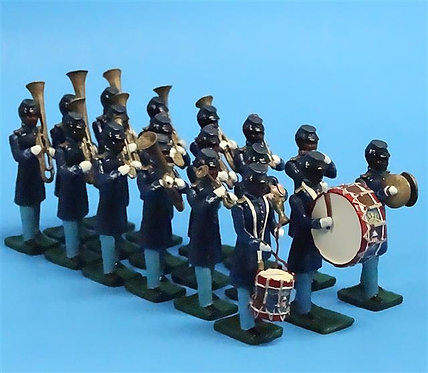 COWF-0129 - 107th U.S. Colored Troops Union Band