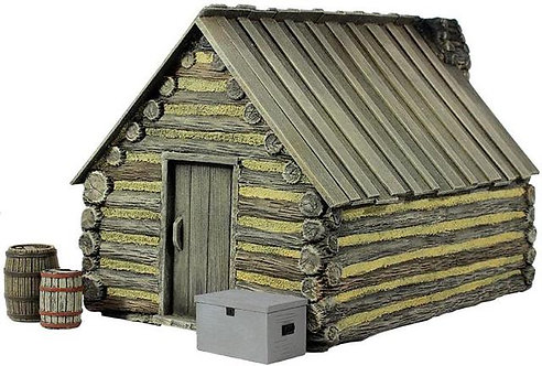 51040 - American Civil War Winter Hut No.2