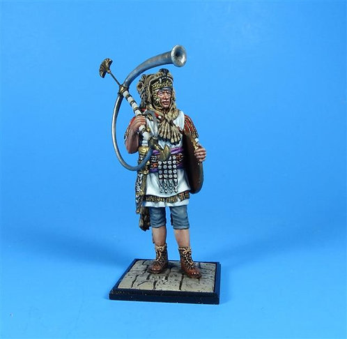 5121 - Praetorian Guard Cornicen, 1st Century AD