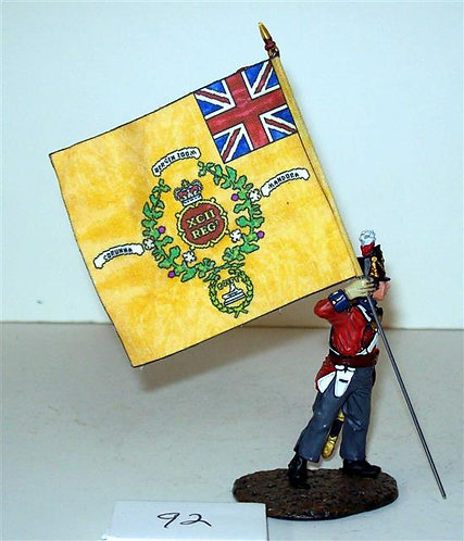 FD-410B - 92nd Highland Regiment (Gordons) Regimental Colours