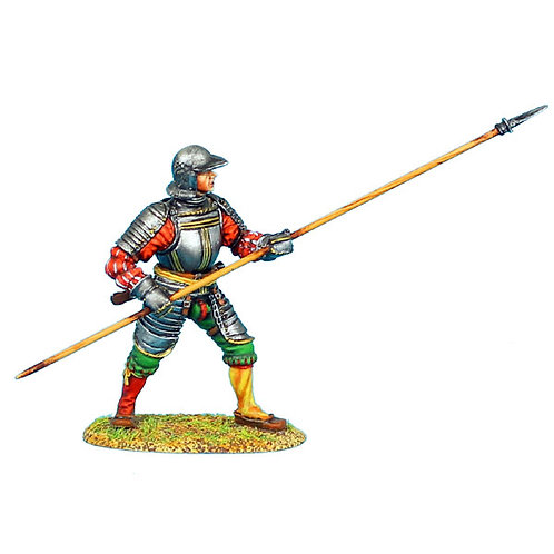 REN008 - German Landsknecht with Pike
