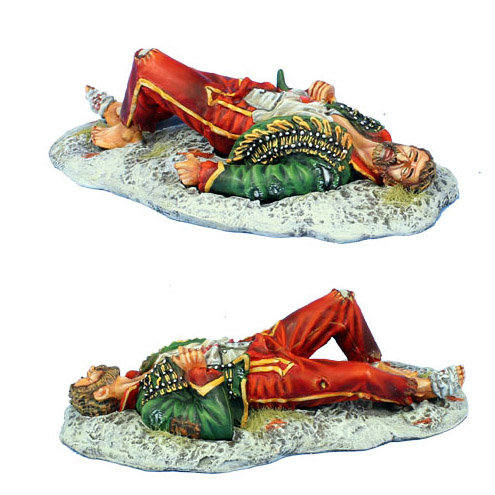 NAP500 - Dead French Hussar