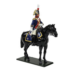47057 - British Horse Guards (Blues) Officer, 1795