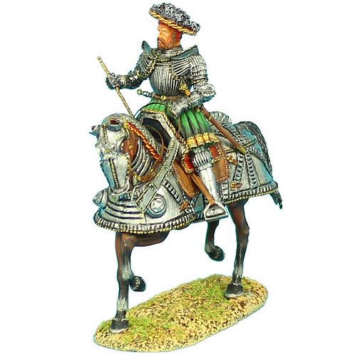 REN014 - German Landsknecht Mounted Colonel