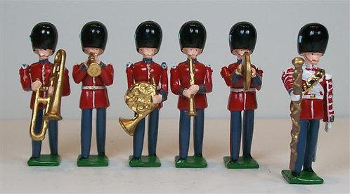 B160 - Irish Guard Brass Band - 6 pieces - 2 boxes