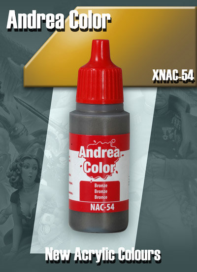 XNAC-54 - Bronze - Andrea Color