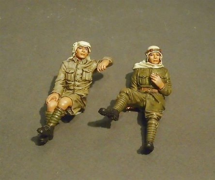 WAD-01A - Armoured Car Crew