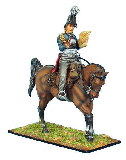 NAP366 - Prussian Chief of Staff Gneisenau