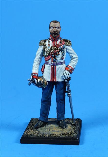 5810 - Tsar Nicholas II, 1912