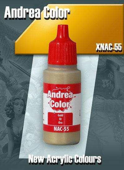 XNAC-55 - Gold - Andrea Color