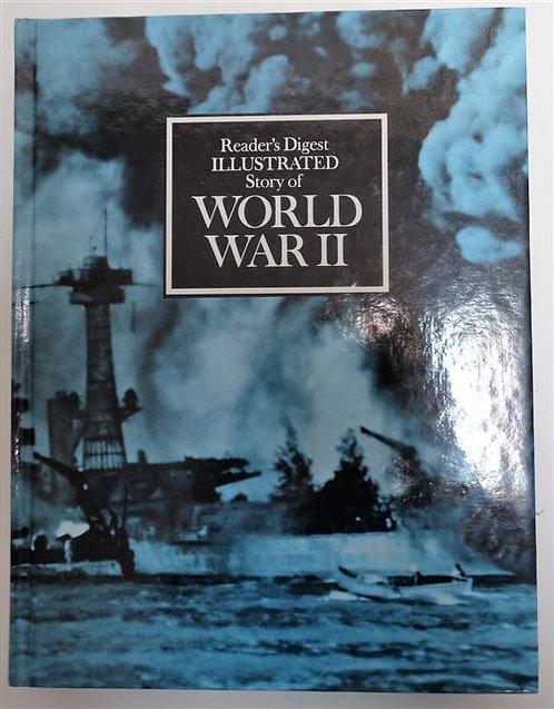 BK089B - Reader's Digest Illustrated Story of World War II (1978 Edition)