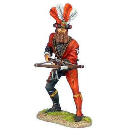REN050 - Swiss Mercenary Captain