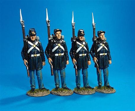 ACWM-01N - 4 Figures Standing