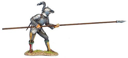 REN042 - Swiss Mercenary Pikeman #1