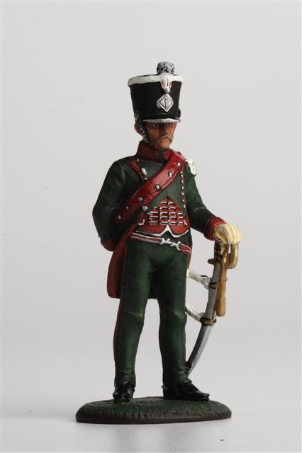 SNP020 - Subaltern, French Chasseurs, 1806