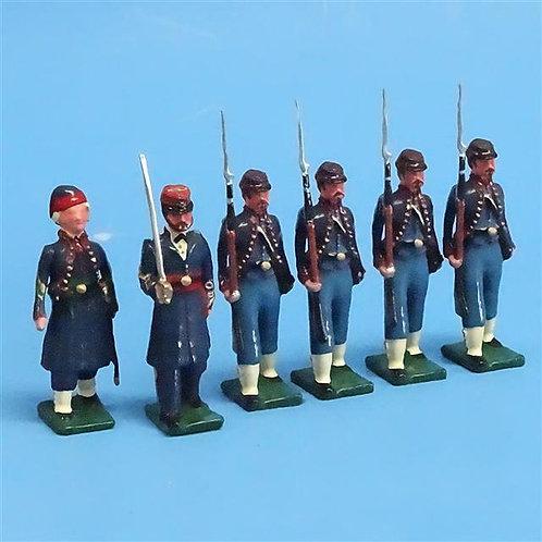 COWF-0050 - 72nd Pennsylvania Volunteer Infantry Regiment (Baxter's Zouaves)