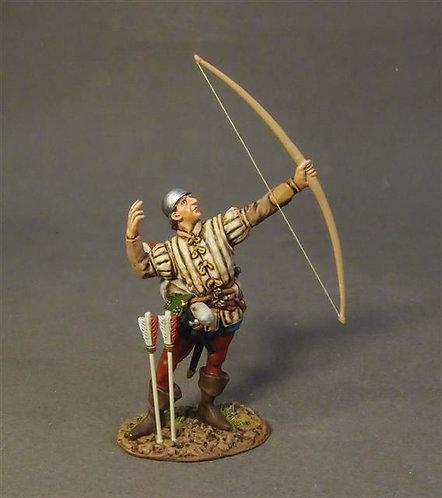 YORK-32 - Yorkist Archer  The Battle of Bosworth Field 1485