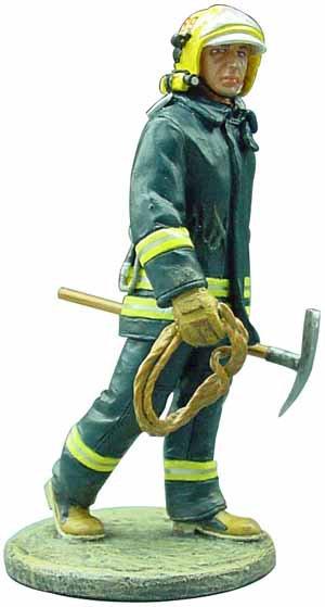 BOM091 - Firefighter, Helsinki 2003