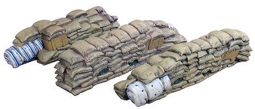 51000 - WWI / WWII Sandbag Sections