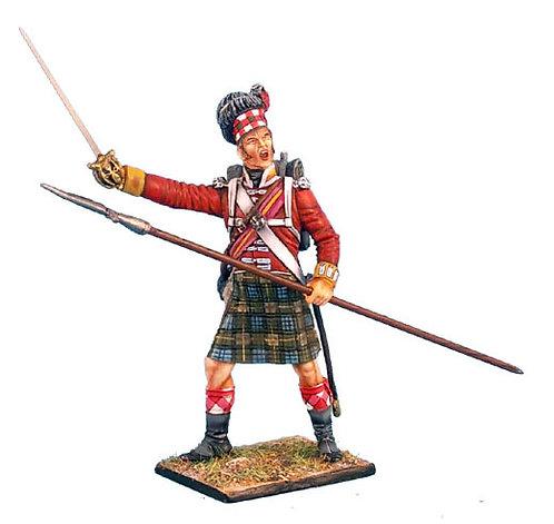 NAP0260 - 92nd Gordon Highlander Sergeant