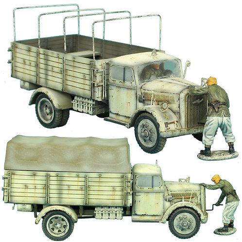 VEH007 - Winter Opel Blitz Truck - 14th Panzer Division