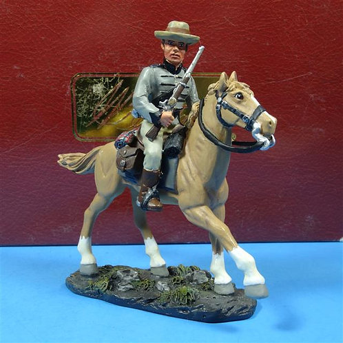 17485 - Confederate Cavalry Private No. 5 Mounted