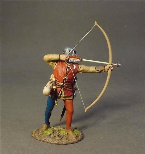 NFYORK-12 - Yorkist Archer  The Retinue of John Howard, 1st Duke of Norfolk