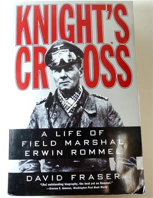 BK048 - Knight's Cross by David Fraser