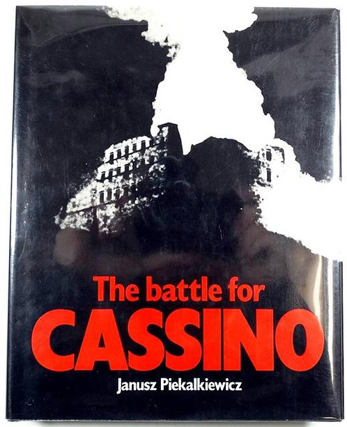 BK069 - The Battle for Cassino by Janusz Piekalkiewicz